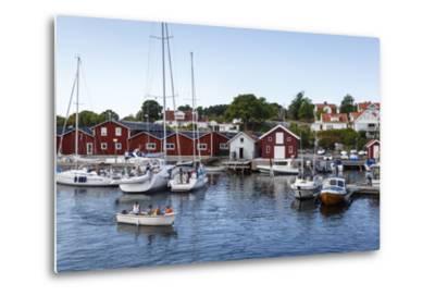 Koster Islands, Vastra Gotaland Region, Sweden, Scandinavia, Europe-Yadid Levy-Metal Print