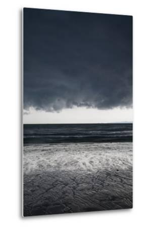An Afternoon Storm Approaching Railay Beach-Erika Skogg-Metal Print