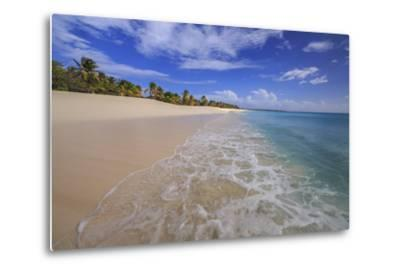 The Deserted Beach of K-Club, Located Not Far from the Village, Closed Since 2004-Roberto Moiola-Metal Print