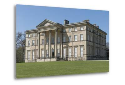 Attingham Park Mansion, Atcham, Shropshire, England, United Kingdom-Rolf Richardson-Metal Print