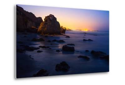 El Matador State Beach Near Los Angeles-Ben Horton-Metal Print