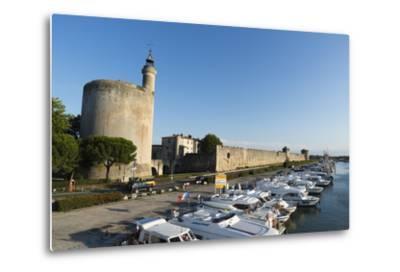 Aigues-Mortes, Camargue, Gard, Languedoc-Roussillon, France, Europe-Sergio Pitamitz-Metal Print