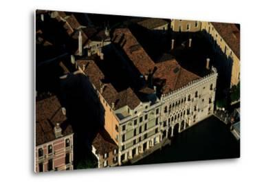 Ca' D'Oro, a Palace on the Grand Canal in Venice-Marcello Bertinetti-Metal Print