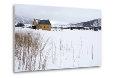 Fornes, Vesteralen Islands, Arctic, Norway, Scandinavia-Sergio Pitamitz-Metal Print