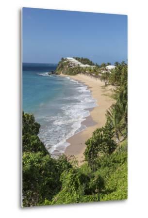 St. Johns, Antigua, Leeward Islands, West Indies-Roberto Moiola-Metal Print
