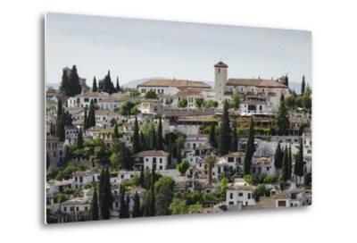 Granada, Province of Granada, Andalusia, Spain-Michael Snell-Metal Print