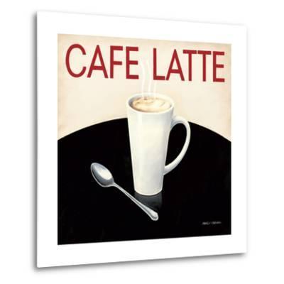 Cafe Moderne I-Marco Fabiano-Metal Print