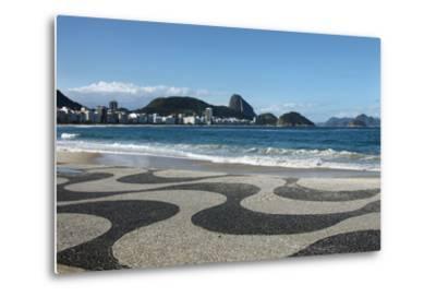 Rio De Janeiro-luiz rocha-Metal Print