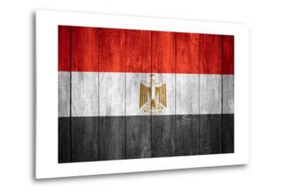 Flag Of Egypt-Miro Novak-Metal Print