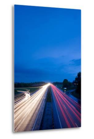 Autobahn-bernjuer-Metal Print