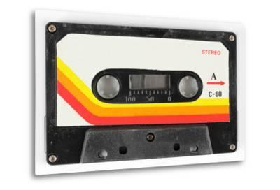 An Old Audio Cassette-dubassy-Metal Print