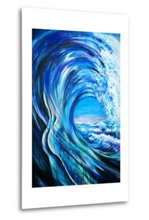 Wave-DannyWilde-Metal Print