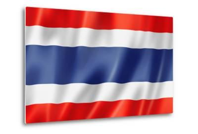 Thai Flag-daboost-Metal Print