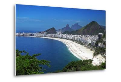Rio De Janeiro, Brazil-luiz rocha-Metal Print