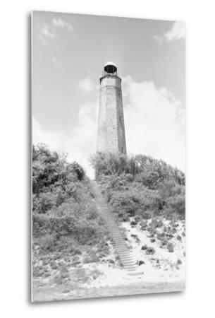 Old Cape Henry Lighthouse-Philip Gendreau-Metal Print