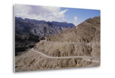 Khyber Pass-Pat Benic-Metal Print