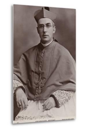 Archbishop Francis Bourne--Metal Print