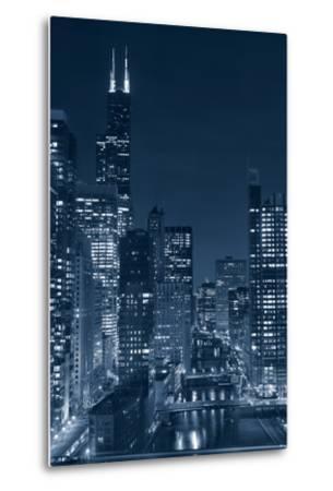 Chicago.-rudi1976-Metal Print