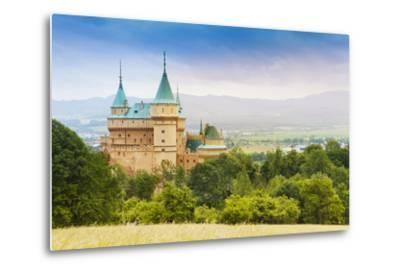Beautiful Bojnice Castle-SerrNovik-Metal Print