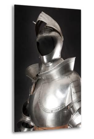 Armour-vis-Metal Print