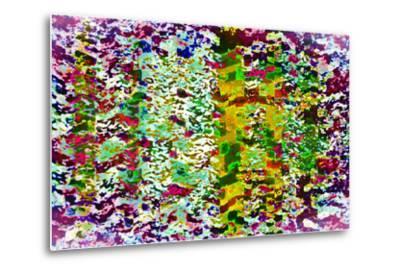 Future Tech 0290-aLunaBlue-Metal Print