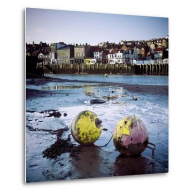 Whitby Harbour-Craig Roberts-Metal Print
