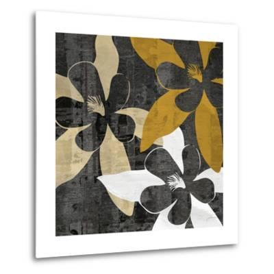 Bloomer Squares IV-James Burghardt-Metal Print