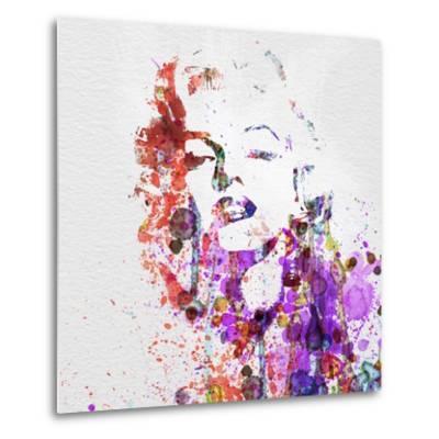 Marilyn Monroe-NaxArt-Metal Print