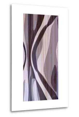Bentwood Panel VI-James Burghardt-Metal Print