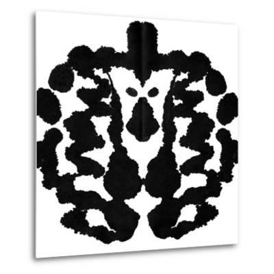 Rorschach Test-akova-Metal Print