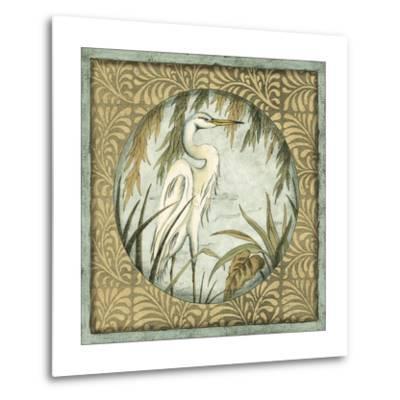Small Quiet Elegance I-Nancy Slocum-Metal Print