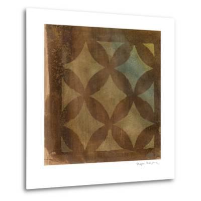 Mediterranean Impressions III-Megan Meagher-Metal Print