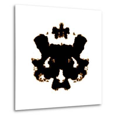 Rorschach-kentoh-Metal Print