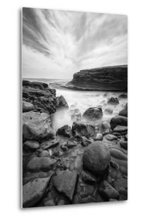 Coastline at Cabrillo National Monument-Andrew Shoemaker-Metal Print