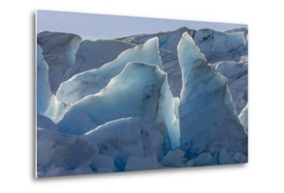 Glacier Grey. Torres Del Paine NP. Chile. UNESCO Biosphere-Tom Norring-Metal Print