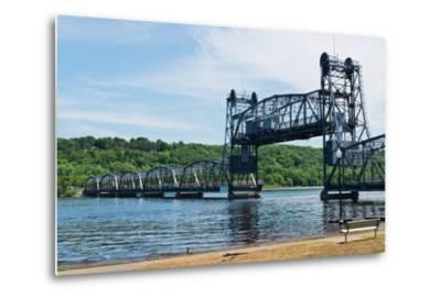 Lift Bridge-Hank Shiffman-Metal Print