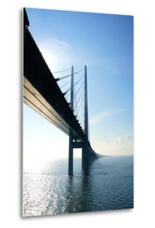 The Bridge-ultrakreativ-Metal Print