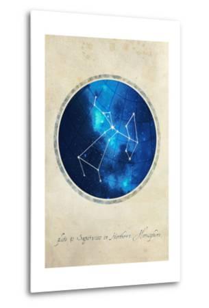 Sagittarius-GI ArtLab-Metal Print