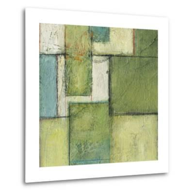 Green Space II-Beverly Crawford-Metal Print
