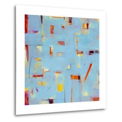 Frosted Window 2-Akiko Hiromoto-Metal Print