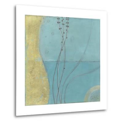 Sea Tendrils I-Erica J^ Vess-Metal Print