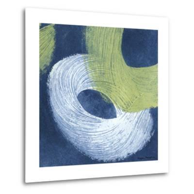 Blue Revolution IV-Megan Meagher-Metal Print