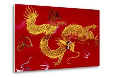Chinese Dragon, Shenzen, China-Dallas and John Heaton-Metal Print