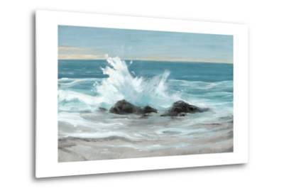 Crashing Wave II-Tim O'toole-Metal Print