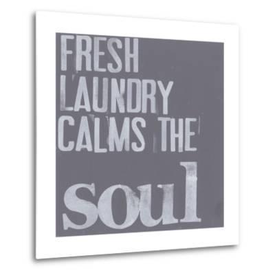 Fresh Laundry II-Deborah Velasquez-Metal Print