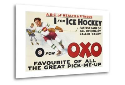 Oxo Poster--Metal Print