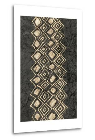 Primitive Patterns IV-Renee W^ Stramel-Metal Print
