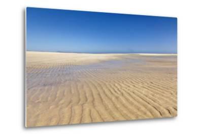 Playa De Sotavento, Risco Del Paso, Fuerteventura, Canary Islands, Spain, Atlantic, Europe-Markus Lange-Metal Print