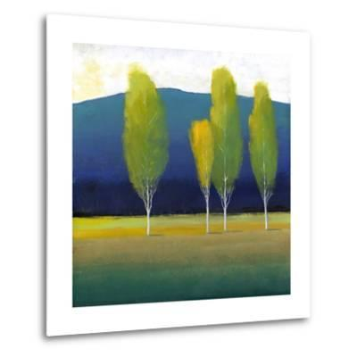 Glowing Trees I-Tim O'toole-Metal Print