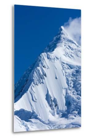 Mountain Peaks, Anvers Island, Antarctica-Paul Souders-Metal Print